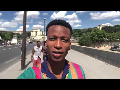 My Trip To PARIS, FRANCE 2018 | Black Travel Vlog | Eiffel Tower, Louvre, Wanderlust