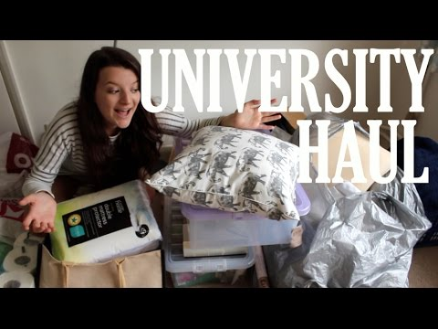 UNIVERSITY HAUL // Oliver Bonas, Wilkos & more!