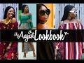 My August 2016 Lookbook | IamDodos