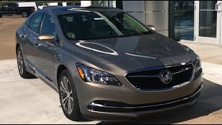 2019 Buick Lacrosse Walkaround/Overview - (B73619)