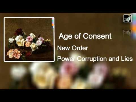 Age of Consent with lyrics
