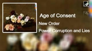 Обложка Age Of Consent With Lyrics