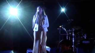 """Maria Giovanna Cherchi """"live""""  Lei  10.09.2013"""