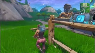 #BHO Fortnite PREMIER REAL VITTORY DE SEASON X D HOUR IN POI DO THE VIDEO WITH THE 2X