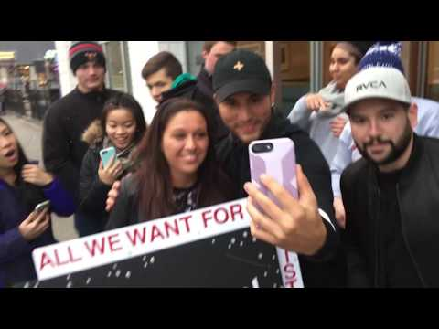 Dan + Shay - The #OBSESSED Tour (Hot Chocolate Delivery)