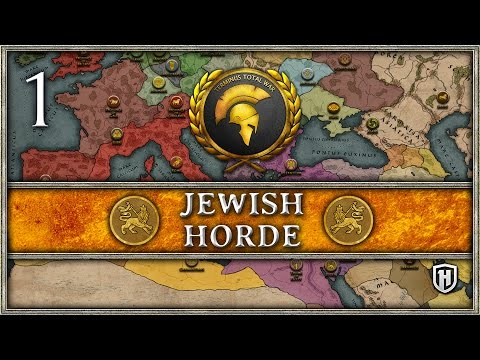 Don't Underestimate the Jews! | Judea #1 | Terminus: Total War Imperium
