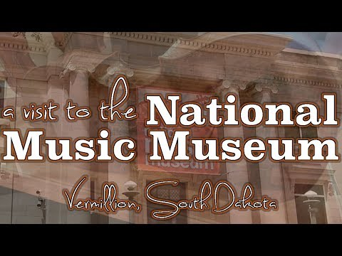 A Visit to the National Music Museum