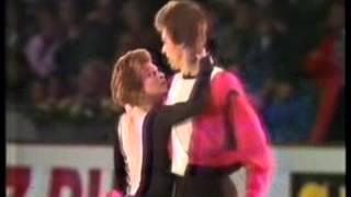 Bestemianova & Bukin 1986 European Figure Skating Championships.Exhibition.