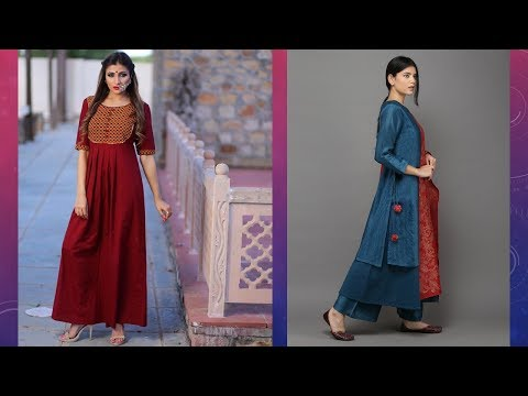 My Indo Western Outfit Ideas For 2018 (part 47)
