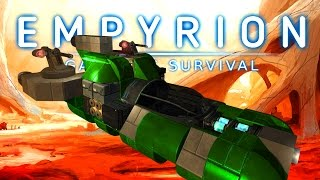 THE MEAN GREEN MACHINE ★ Empyrion: Galactic Survival (4)