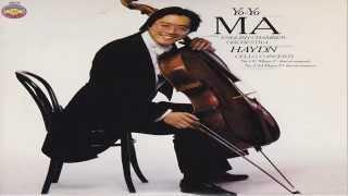 Haydn Cello Concerto | Yo-yo ma