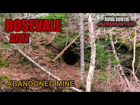 Ep.21 The Abandoned ROSEVALE MINE