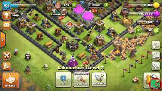 Clash of clans statistics ep506 part 1 December 18th 2017 stats