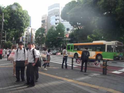 GEDC3344 2015.05.21 nikkei shibunn at ikebukuro sanshain street  lotteria with bunka housou radio.