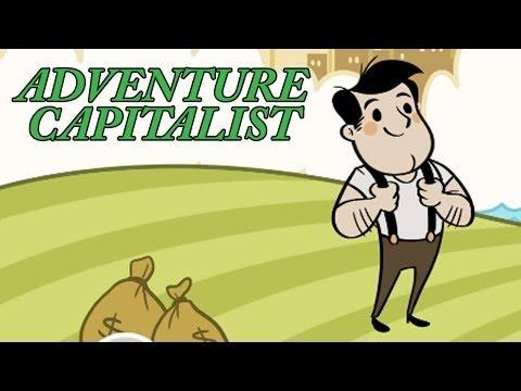 Lets Play AdVenture Capitalist 30 - Convert, Restart, Profit