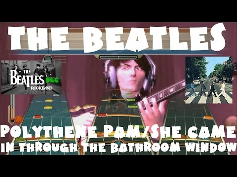 Polythene Pam/She Came in Through the Bathroom Window - The Beatles: Rock Band DLC (Oct 20th, 2009)