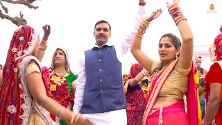 Rajasthani Dance | Jhunjhunu Marriage Dance | New Dj song 2018