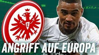 Eintracht Frankfurt - Adler im Anflug auf Europa?