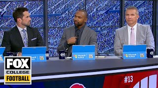 Former Michigan star Charles Woodson on loss: 'I'm embarrassed' | FOX COLLEGE FOOTBALL