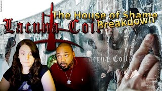 LACUNA COIL The House Of Shame Reaction!!