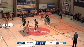 Antti Ahonen 10 points vs KTP Basket 13 4 2019