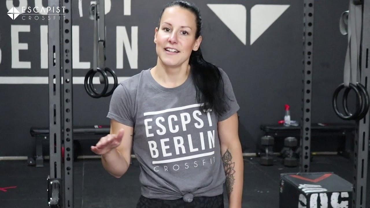 Long haul CrossFit Remote Workout [Deutsch]