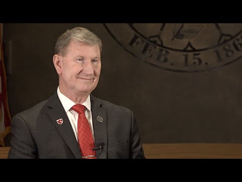 President Carter on News Channel Nebraska: NU's Response to COVID-19