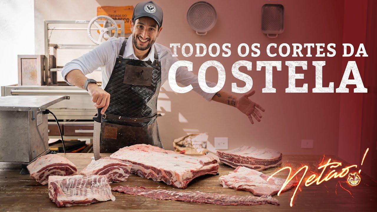 Tudo sobre COSTELA! | Netão! Bom Beef #154