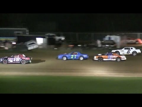 Pure Stock Heat Three | McKean County Raceway | Fall Classic | 10.10.14