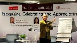 Teddy P. Rachmat: Tanya Jawab Soal Berbisnis