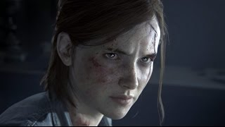 The Last Of Us Part II-PSX 2016 Reveal Trailer(PS4)