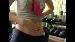 Как тренировать пресс - Тренировка мышц пресса - Фитнес для живота - Тренировка живота