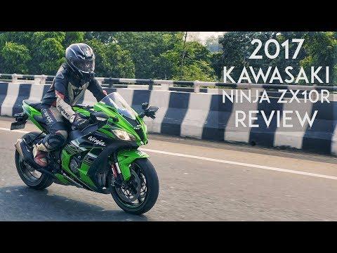 2017 Kawasaki Ninja ZX10R Review | 300 km Road Test | RWR