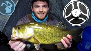 13 Ice Fishing - Freefall Ghost, Wicked Combo, & The Glow Lion Light