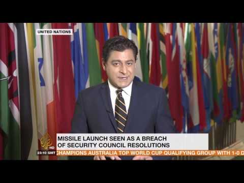 UN Security Council reacts to North Korea missile tests
