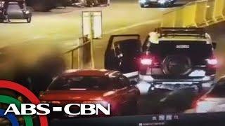 TV Patrol: Driver ng kotseng may plakang '8' nanuntok