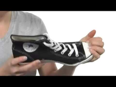 e793de1cf488 Converse Chuck Taylor® All Star® Hi-Ness SKU  8078392 - YouTube