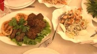 новый ресторан сапфир большой зал хорошая кухня павлодар