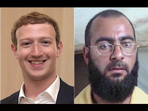 Mark Zuckerberg Proposes Love, Care, and Empathy to Defeat Terrorism (THE SAAD TRUTH_152)