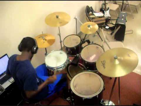 Let Us Worship Drum Cover