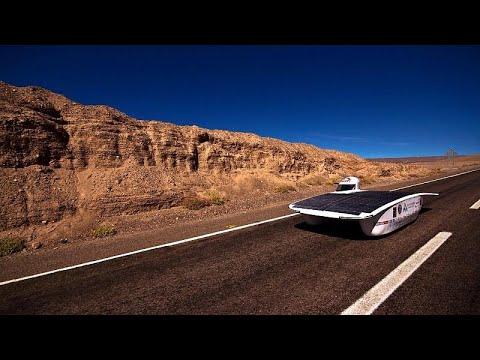 شاهد: أخطر سباق لسيارات الطاقة الشمسية في تشيلي  - نشر قبل 1 ساعة