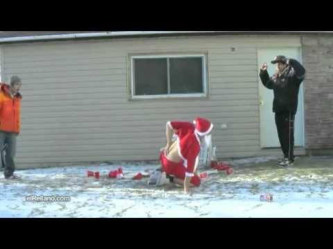 Santa Claus Epic Fail Youtube