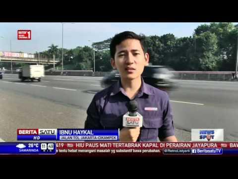 Pertengahan 2018, Tol Layang Jakarta-Cikampek Ditargetkan Rampung