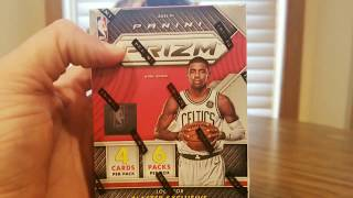 "(EPISODE 1,820) AMAZON UNBOXING: 2017 2018 PRIZM NBA BASKETBALL ""BLASTER BOX"" MOJO @PaniniAmerica"