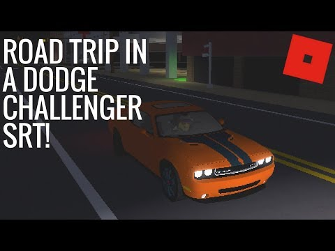 ROAD TRIP IN A DODGE CHALLENGER! | Ultimate Driving #7