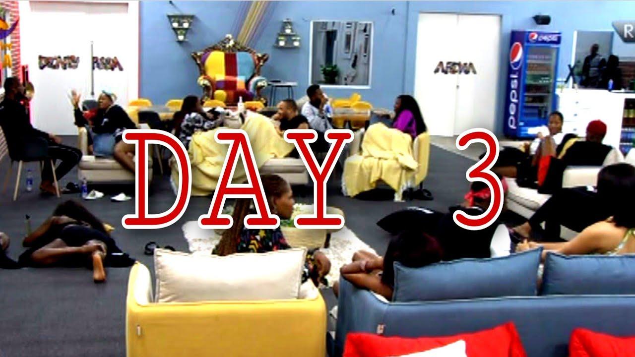 Download BBNaija Lockdown 2020 Day 3 Highlights    BBNaija Season 5
