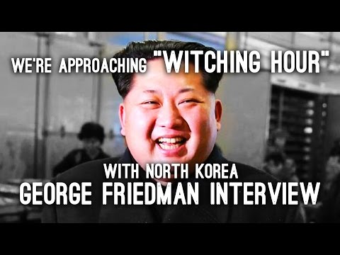 """We're approaching """"witching hour"""" on North Korea 
