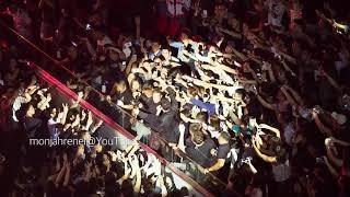 Energy Never Dies + Wild Filipino Fans! [The Script Freedom Child Tour Manila 2018]