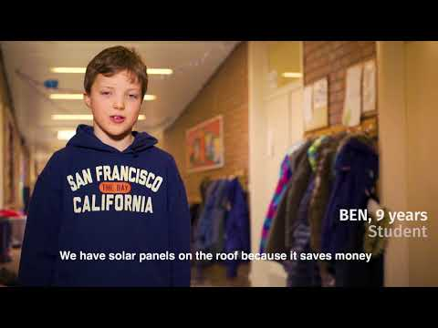 Generation Solar - solar is powering the next generation!