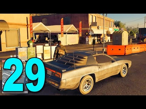 Watch Dogs 2 - Part 29 - Oakland's Ghetto Robin Hood